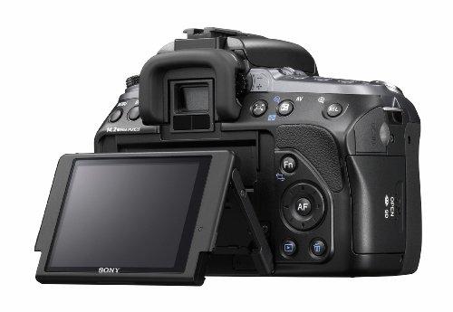 Affordable Sony  A550 Digital SLR camera – digital cameras (Cloudy, daylight, flash, Fluorescent, Incandescent, Shade, Landscape, Portrait, Sunset, black&white, Vivid, Compact camera, TTL, 18 – 55 mm) on Line