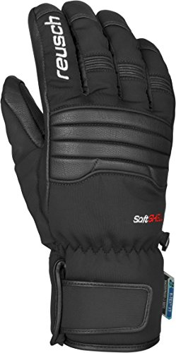 Reusch Herren Arise R-Tex XT Handschuhe, schwarz, 10 (Loft-wattierung)