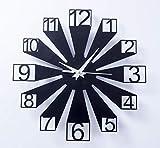 United Cogs Metal Designer Wall Clocks
