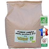 Alimento completo gallina ovaiola Bio-25kg