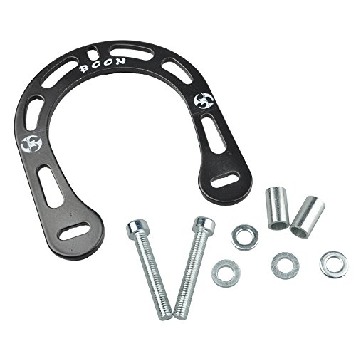 Preisvergleich Produktbild Cikuso R MTB Fahrrad V-Bremsen / Cantilever Bremskraftverstaerker - Schwarz