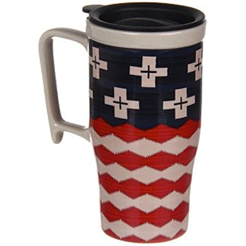 Brave Star Travel Mug by Pendleton Woolen