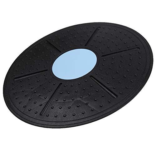 Amazing Twist Boards ABS-Kunststoff Unterstützung 360 Grad drehbar Massage Balance Board für Training und körperliche Fußmassage