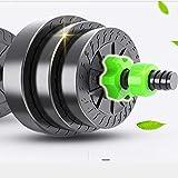 Abnehmbare Hantel Männerheim Fitness-Geräte 20/30 Kg Langhantel Paare Trainings Arme
