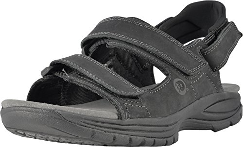 Dunham Men's St. Johnsbury Black Sandal 15 6E (Balance Dunham New)