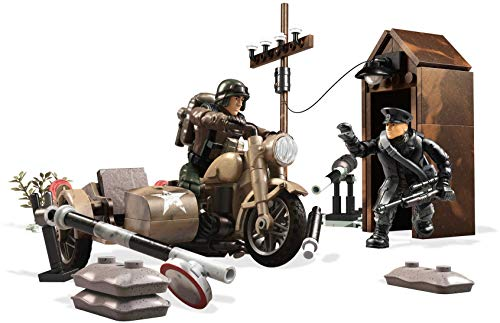 Mega CONS trux Bloks–Call of Duty fmg16–WW2Legends–Check Point Charge Frecce