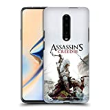Head Case Designs Ufficiale Assassin's Creed Connor Ascia III Arte Chiave Cover Retro Rigida per OnePlus 7