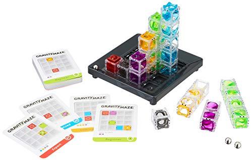 Think Fun - Gravity Maze, juego de mesa en español (TF1006)