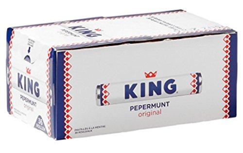 King original Pepermunts 36 Rollen (Pfefferminzrollen)