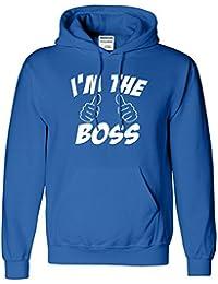 I'm The Boss Conception Humoristique Drôle Directeur Hoody