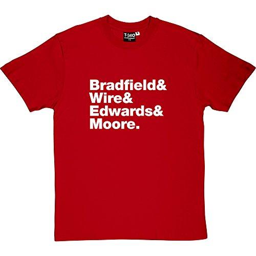 Manic Street Preachers Line-Up Men's T-Shirt