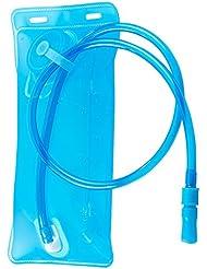 Poche à eau flexible avec tuyau - 1,5 litre