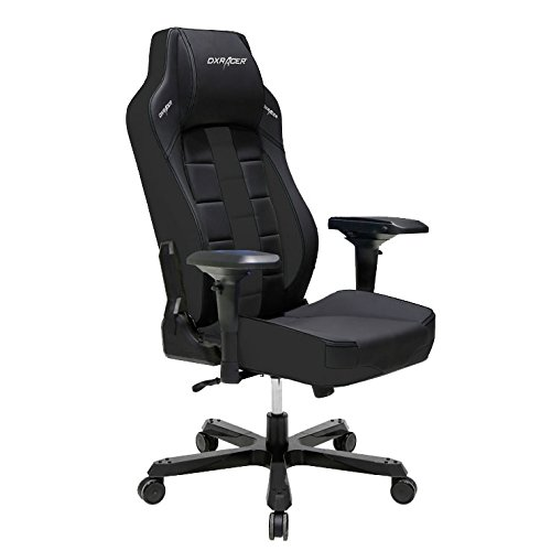 DXRacer Office Chair, OH/BF120/N2, B-Serie, schwarz