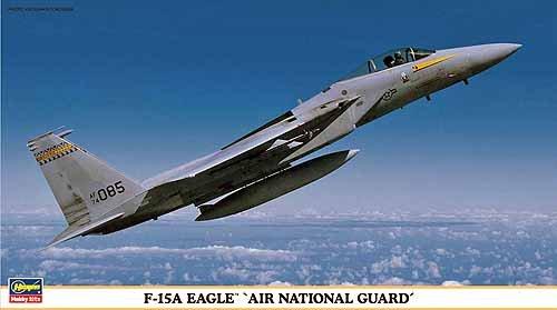 15a Eagle (Hasegawa 937 - F-15A Eagle Air National Guard)