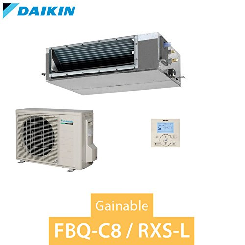 DAIKIN GAINABLE MODELO FBQ50 C8