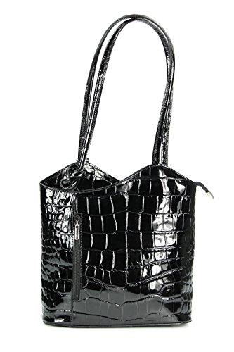 bellir-italian-handbag-women-shoulder-bag-backpack-2in1-genuine-leather-patent-leather-croco-embossi