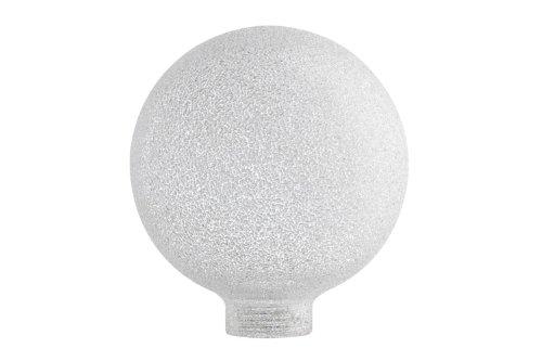Paulmann Beleuchtung Glas Globe 80 Mini Halogenlampe Lampe Eiskristall klar, weiß, 20 x 20 x 30 cm, 87586 (Deckenleuchte Globe)