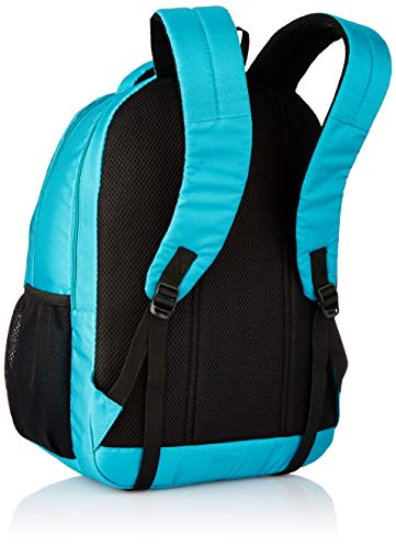 Amazon Brand - Solimo Trellis Laptop Backpack for 15.6-inch Laptops (31 litres,Turquoise) Image 3