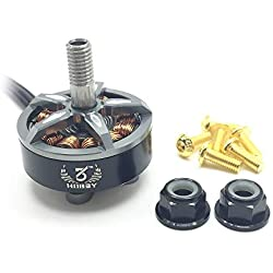 VIDOO 3B-R 2207 Pro Brushless Motor Titanium 2650Kv 3-6S para RC Drone FPV Racing