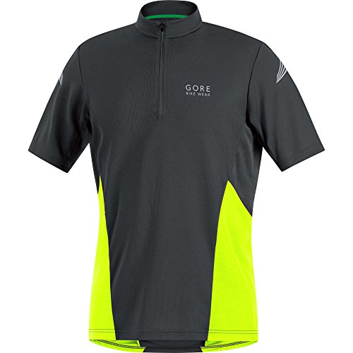 Gore Bike Wear Element MTB - Maillot para hombre, color negro