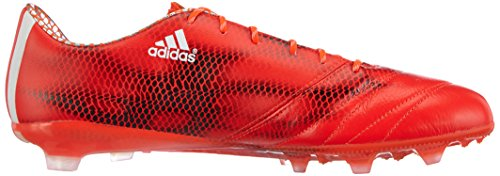 adidas F50 Adizero Firm Herren Fußballschuhe Rot (Solar Red/Ftwr White/Core Black)