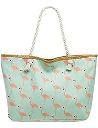 af4370e3aa99e Damentaschen CASPAR TS1057 Damen Familien XL XXL Sommer Strandtasche  Badetasche Shopper groß