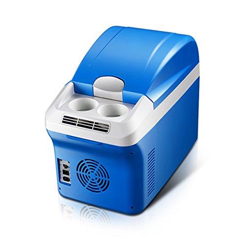 12V/24V 15L Auto Auto Kühlschrank|Mini Reise Kühlschrank Kühler Box Multifunktions Hause Kühler Gefrierschrank Wärmer ( größe : 12V/24V/220V ) (Wohnheim-größe Kühlschrank)