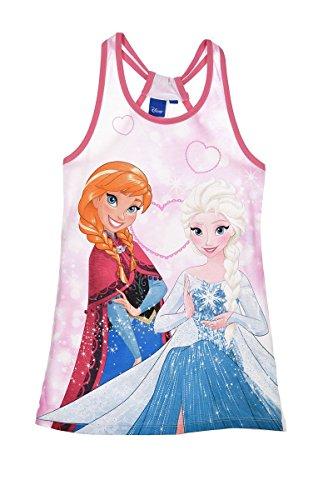 Disney Frozen – Die Eiskönigin Sommerkleid (116, (Kleid Pony My Tütü Little)