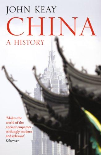 China: A History (English Edition) China Top