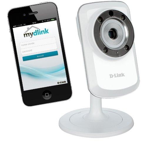 D-Link-DCS-933LE-mydlink-Kamera-Wireless-N-Sound-Detection-wei