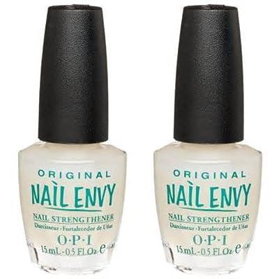 2 x OPI Original Nail Envy Nail Strengthener 15ml / 0.5oz - Save Money!!!!!!