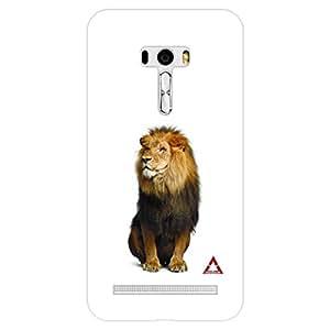 a AND b Designer Printed Mobile Back Cover / Back Case For Asus ZenFone Selfie (ZEN_SELF_3D_3320)
