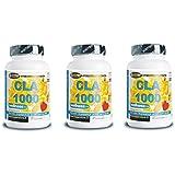 brûler les graisses 3 paquets de 50 perles 68,5 grammes de CLA par 1000 mg Perle Minceur Minceur acide linoléique...