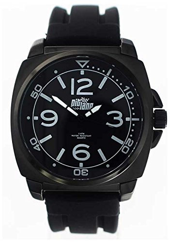 Pit Lane Reloj con movimiento Miyota Man PL-2001-2 42 mm