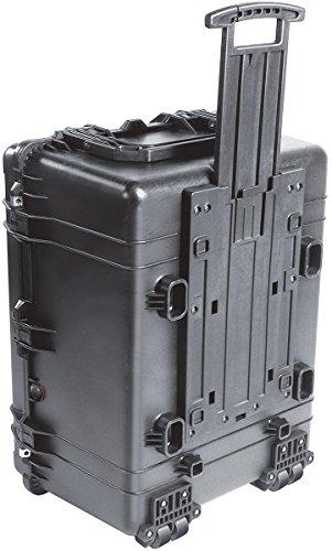 Professioneller Transportkoffer für DJI Inspire 2 - Landing Mode - Platz fuer X4S/X5S - 20 Batterien, Objektive, Deckel im Peli 1630 Koffer von MC-CASES - 9