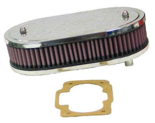 K & N 56-1150 personnalisée Racing Assembly Ddo 9 x 5-1/2 ovale 2H Vent (authentique KN Accessoires)