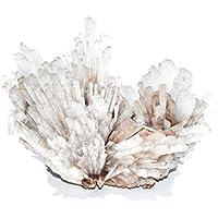 Healing Crystal Natural Scolocite Cluster 1350 gm Crystal Therapy, Meditation, Reiki Stone preisvergleich bei billige-tabletten.eu