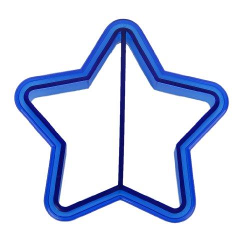 Pentagramm Fünfeck Geformten Sandwichschneider Cookie Ausstechform