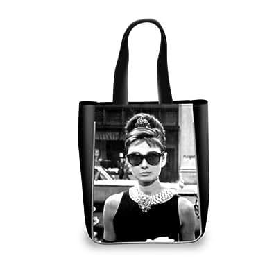 Sac Shopping Audrey Hepburn - Diamonds