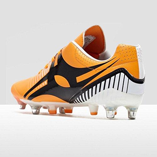 Ignite Fly Hybride SG 6 Crampons - Crampons de Rugby - Orange Orange
