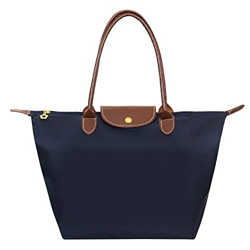 spg-london-stylish-nylon-tote-shoulder-women-bag-suitable-for-work-travel-and-other-occasions-navy-b