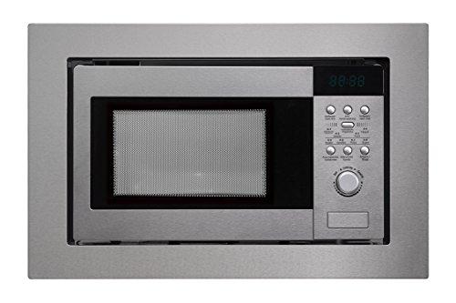 Silverline MWG 620S)/empotrable para microondas dispositivo/Microondas (59,4cm/Instalación Bar en de alto y...