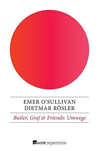 Buchseite und Rezensionen zu 'Umwege: Ein deutsch-englischer Krimi (Butler & Graf, Band 3)' von Emer O'Sullivan
