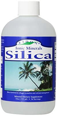 Eidon Ionic Minerals Silica, 19 Oz by Eidon Mineral Supplements