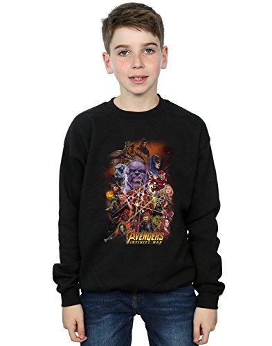 Marvel Niños Avengers Infinity War Character Poster