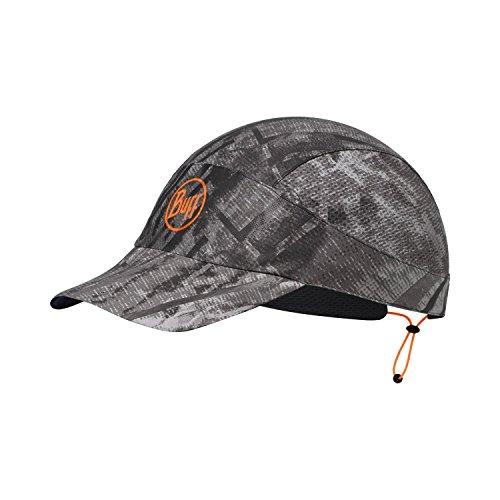 Buff Pack Run Cap Größe One Size r-City Jungle Grey