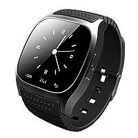 Smart Watch Akıllı Saat M26 Ios ve Android Uyumlu Siyah