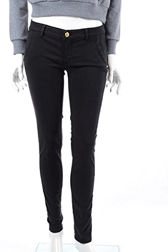 Pantalone Donna Camouflage 25 Nero Chantal R Rw Autunno Inverno 2014/15