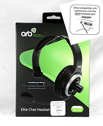 ORB Elite Gaming Chat Headset XBOX One