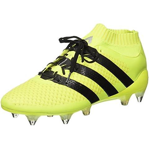 adidas Ace 16.1 Primeknit Sg, Botas de Fútbol Para Hombre